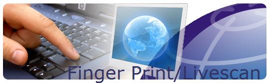 Finger Print/Livescan